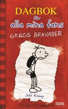 Dagbok för alla mina fans. Gregs bravader (2008).