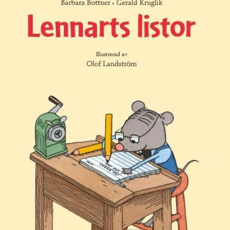 En bild av boken Lennarts listor